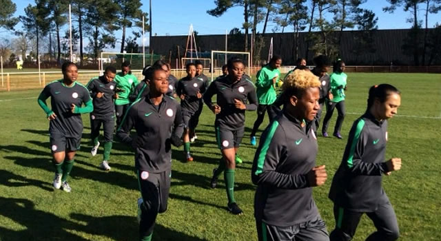 Falcons to face Gambia in 2018 AWCON qualifiers