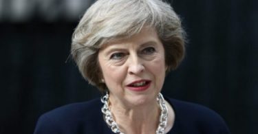UK PM May defends decision to join military strike against Syria