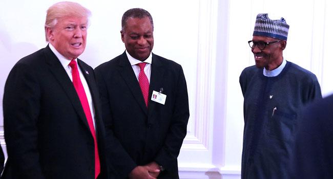 Trump to host Buhari