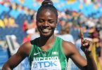 Amusan wins historic gold in 100m Hurdles at C'wealth Games