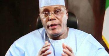 2019: Buhari's govt discourages investors into Nigeria –Atiku