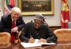 We won't tolerate killing of Christians in Nigeria, Trump tells Buhari