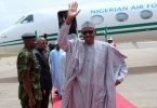 Puzzle as Buhari jets out to UK