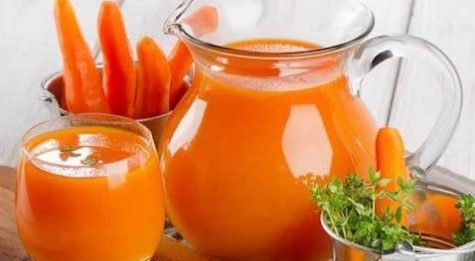 7 amazing health benefits of drinking carrot juice