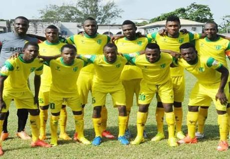 Plateau Utd crash out of CAF Confederation Cup