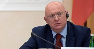SPY POISONING ROW: UK playing with fire, Russia warns