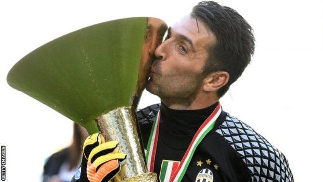 Juventus, Gianluigi Buffon preparing for retirement send-off