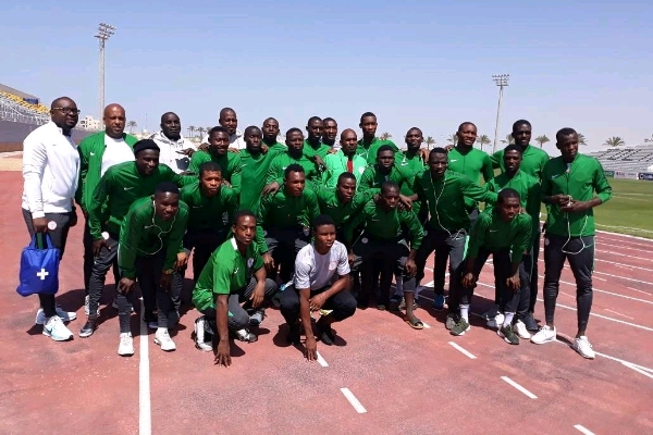 U20-AFCON: Flying Eagles surrender 2-0 lead to Guinea Bissau