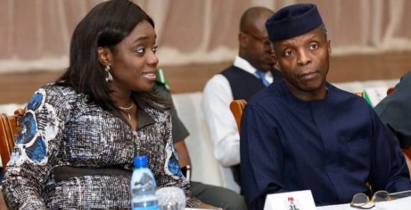 World Bank Officials Meet With Osinbajo, Adeosun, Others