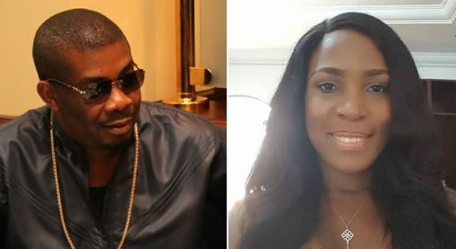 Dan foster dating linda ikeji