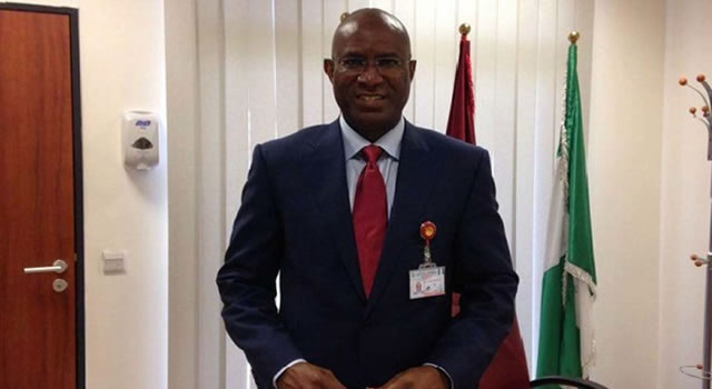 Omo-Agege resumes Senate plenary