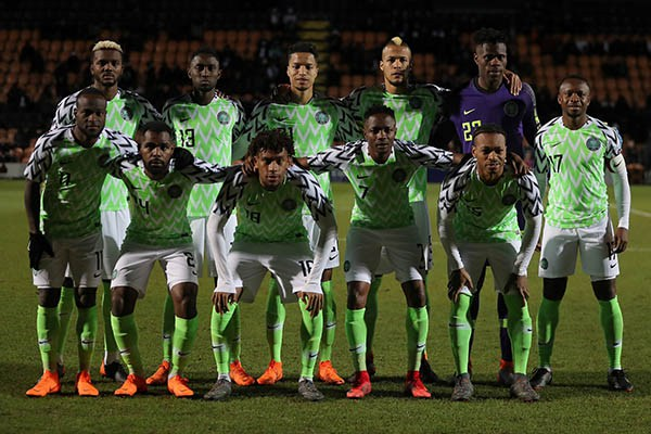 Nigeria remains 47th in latest Federation Internationale de Football Association ranking