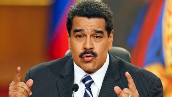 The United States will impose economic and diplomatic sanctions against Venezuela