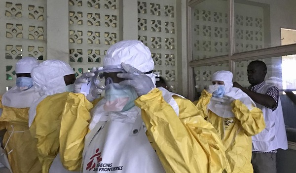 Ebola vaccinations to get underway in Congo following deadly outbreak