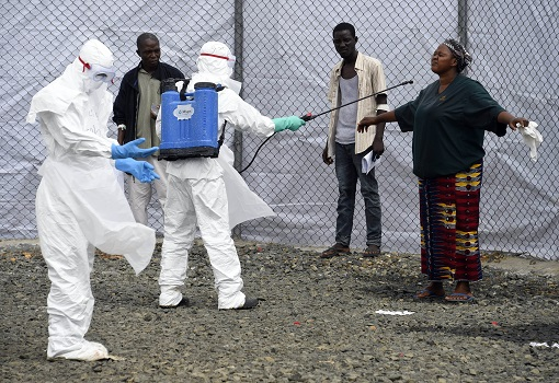 CDC Travel Alert Issued for Ebola Outbreak in Africa