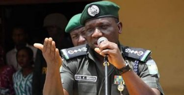 Presidency reacts to IGP Idris' 'transmission' video