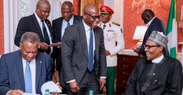After 'lazy' comment, Buhari has another word for Nigerian youths