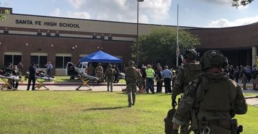 2 arrested after 8 students killed in Texas high school shooting