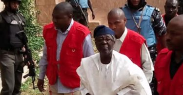Court orders plateau ex-gov, Jang to be remanded in prison custody