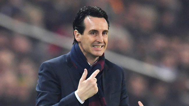 Gunners fans in mixed reaction to Emery news