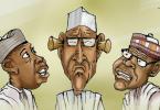 REVIEW... A barking legislature, a deaf presidency