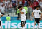 Salah and Egypt crash out of World cup