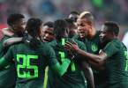 Super Eagles - FIFA ranking