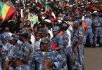 ETHIOPIA: 1 killed, scores wounded in grenade attack during rally for Prime Minister