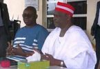 Kwankwaso visits Fayose, speaks on defecting to PDP
