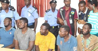 OFFA ROBBERY: Police nabs more suspects, recovers arms