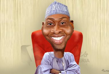 Not time to smile! Saraki's 6 'sins' that may yet nail him