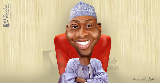 CCT TRIAL: Supreme Court sets Saraki free