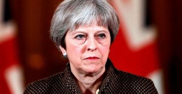 UK PM May says she'll push for more sanctions against Russia