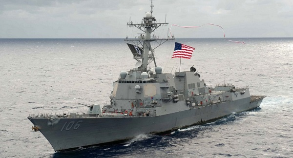 Reports say Chinese govt-backed hackers stole US Navy data