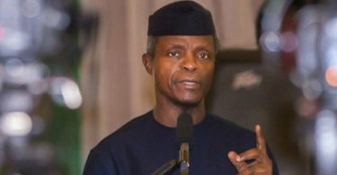 With Buhari, 'Nigeria is already leading by example', Osinbajo tells other African countries