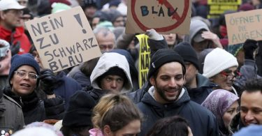 Muslims in Austria protest against govt plans to clampdown on Mosques, suspend imams