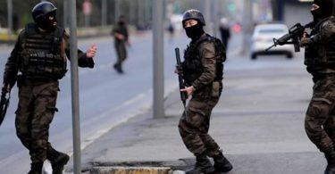 Turkey detains 14 suspected ISIS militants