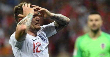 Croatia end England world cup hopes