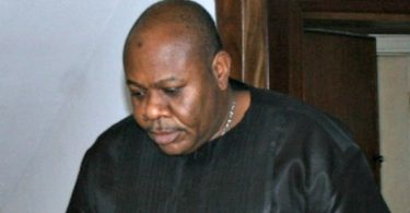 Tears as court remands Ajudua In Kirikiri Prison