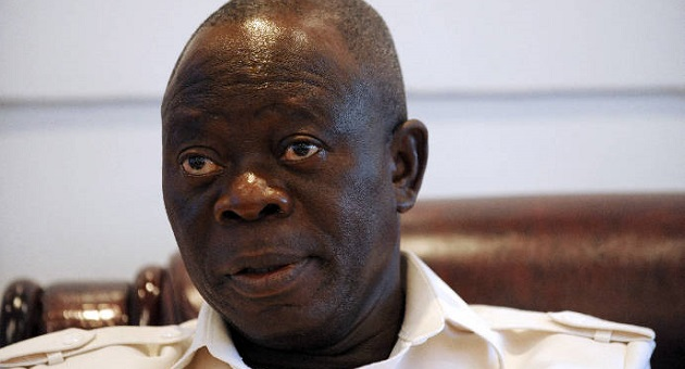 VOTE BUYING: Oshiomhole insists Jonathan is culpable, asks INEC to prosecute him