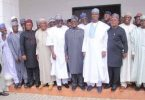 Defection rumours mount as Saraki, Ortom, 2 APC governors hold talks with PDP leaders