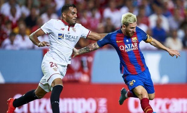 Spanish Super Cup: Barcelona vs Sevilla