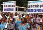 More than 200,000 Cameroonians who fled into forests have little aid, UN says