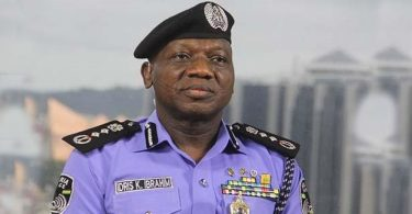 POLICE PROTEST: Presidency reportedly summons IGP Idris