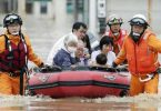 62 feared dead, dozens missing as heavy rains pound western Japan