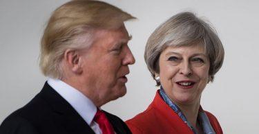 Trump blasts May's Brexit plans