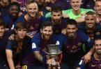 Super Cup - Barcelona champions