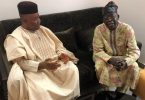DEFECTION: Again, Akpabio Tinubu meet