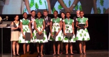 How teenage Nigerian school girls emerged winners of int'l mobile app competition