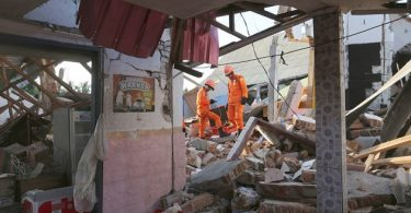 Death toll from Indonesia earthquake hits 98